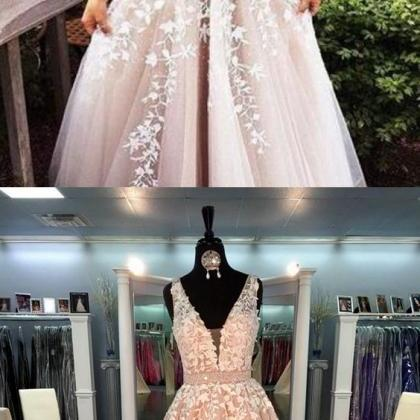 Champagne Prom Dresses,Ball Gown Pr..
