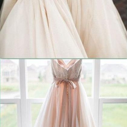 Wedding Dresses,Blush Pink Wedding ..