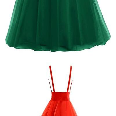 Backless Prom Dresses,Green Prom Go..
