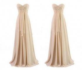 Bridesmaid Gown,Pret..