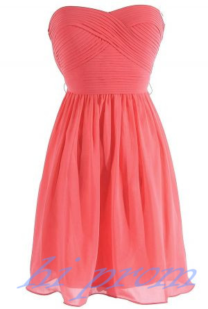 Coral Bridesmaid Dresses Short | Coral Bridesmaid Dresses Short Bridesmaid Gown Summer Bridesmaid