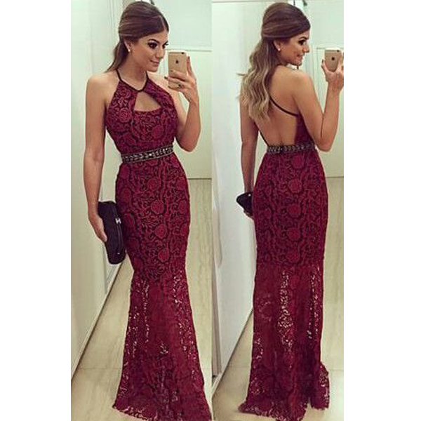 Prom cocktail dresses lace