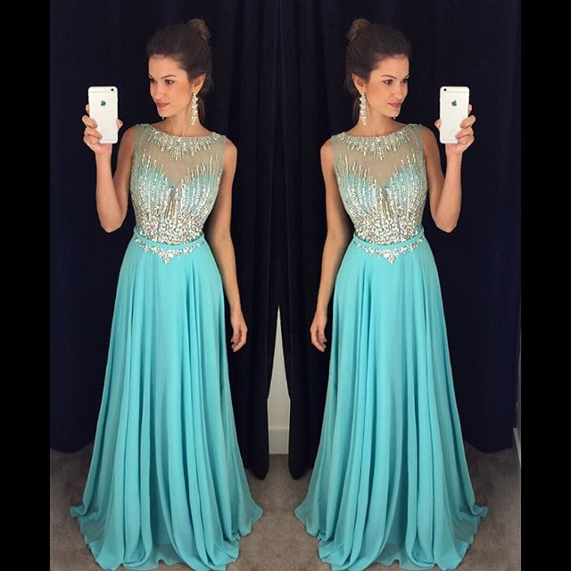 cd9c15d05a2 Blue Prom Dresses