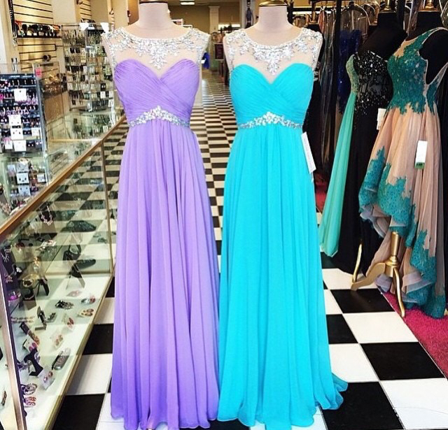 Prom Dresses,Backless Prom Gown,Open Back Evening Dress,Backless Prom Dress,Sequined Evening Gowns,blue Formal Dress