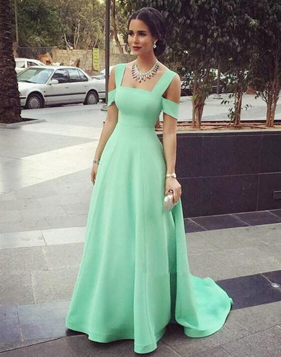 Mint Green Prom Dresses,Sexy Evening Dresses,Prom Gowns,Elegant ...