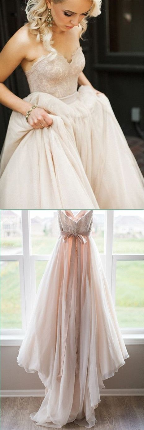 Wedding Dresses,Blush Pink Wedding Gown,Princess Wedding Dresses Wedding Dress with Lace brides dress