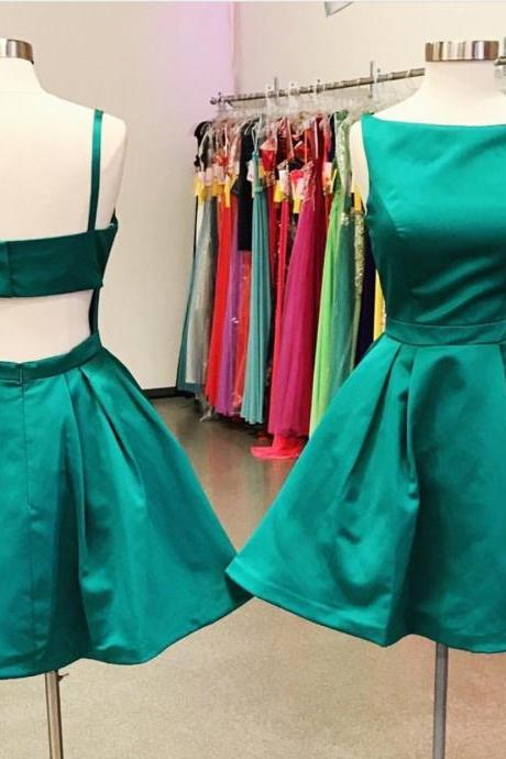 green homecoming dress,short prom dresses 2017,ball gown dress,sexy open back dress