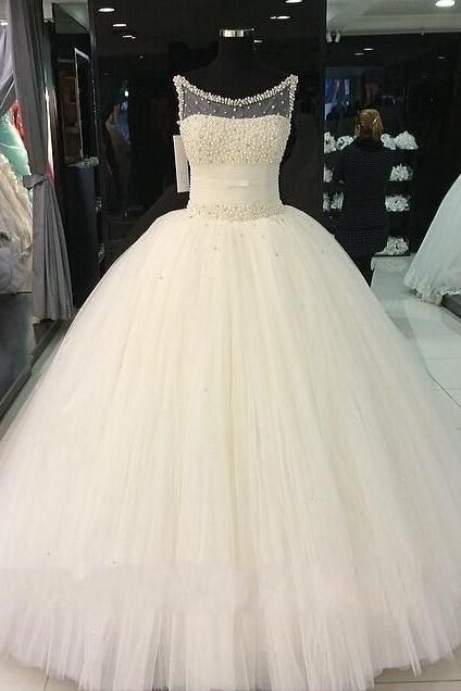 Quinceanera Dresses New Arrival Ball Gown Prom Dresses,white Floor-Length Prom Dresses,Sweet 16 dresses,Graduation Gowns,sparkle prom Dresses