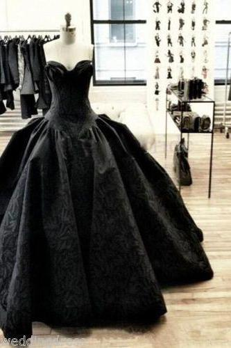 Quinceanera Dresses New Black Ball Gown Prom Dress Formal Party Gowns Quinceanera Dresses