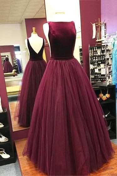 Backless Prom Dress,Long Prom Dresses,Prom Dresses,Evening Dress, Prom Gowns, Formal Women Dress,prom dress P0642