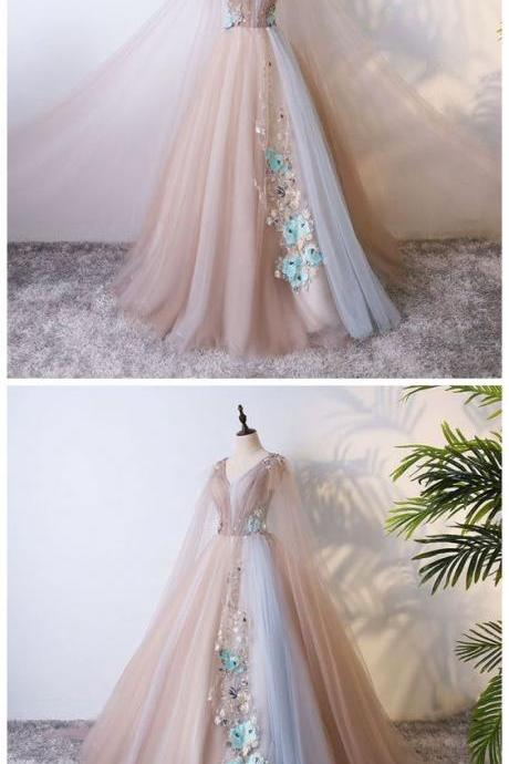 Cheap Prom Dress New Fashions Long Prom Dress/Evening Dress Modest Party Gowns Sexy Prom Gowns P0778