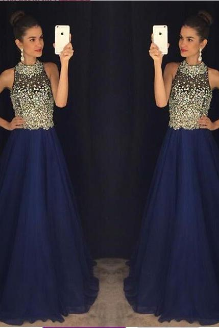 Royal Blue Prom Dresses,Royal Blue Prom Gowns,Green Prom Dresses 2016, Party Dresses 2016,Long Prom Gown,Prom Dress,Sparkle Evening Gown,Sparkly Party Gowns