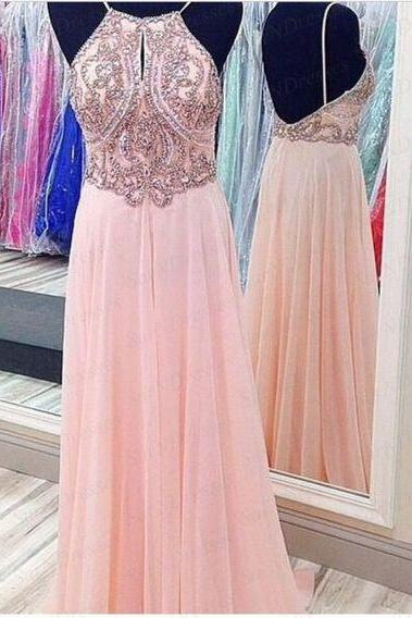 Sexy Prom Dresses,Spaghetti Straps Evening Dresses,New Fashion Prom Gowns,Elegant Prom Dress,Princess Prom Dresses,Chiffon Evening Gowns,Formal Dress,Evening Gown