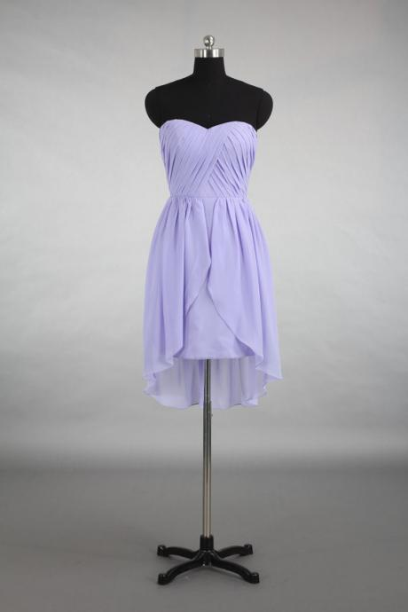 Charming Prom Dress,Cute Prom Dress,Short Prom Dress,Light Purple Prom Dress for Party
