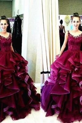 Gorgeous Ball Gown Prom Dresses,Quinceanera Dresses,Long Prom Dresses,Charming Prom Dresses, Sweet 16 Dresses,Modest Evening Dress,Prom Evneing Dress