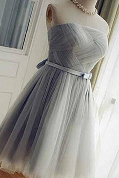 party dress,tulle homecoming dress,short prom dress,cute dress,bridesmaid dresses