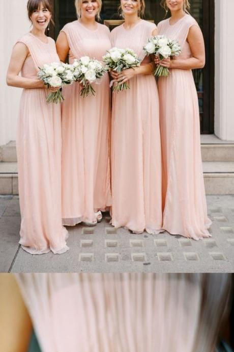 long bridesmaid dress,chiffon bridesmaid dress,cheap bridesmaid dress,custom bridesmaid dress