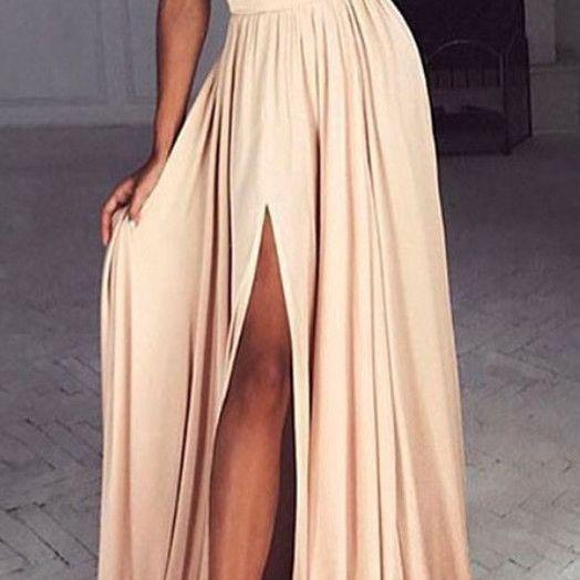 Prom Dresses,Charming Prom Dresses,Cheap Prom Dresses,Floor-Length Prom Dresses,Evening Dresses,Sleeveless Prom Dresses