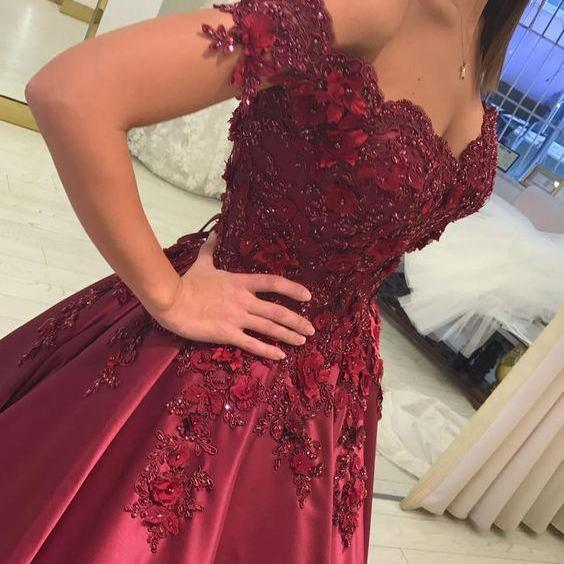 burgundy evening gowns,burguny prom dress,brautkleider,burgundy wedding dress