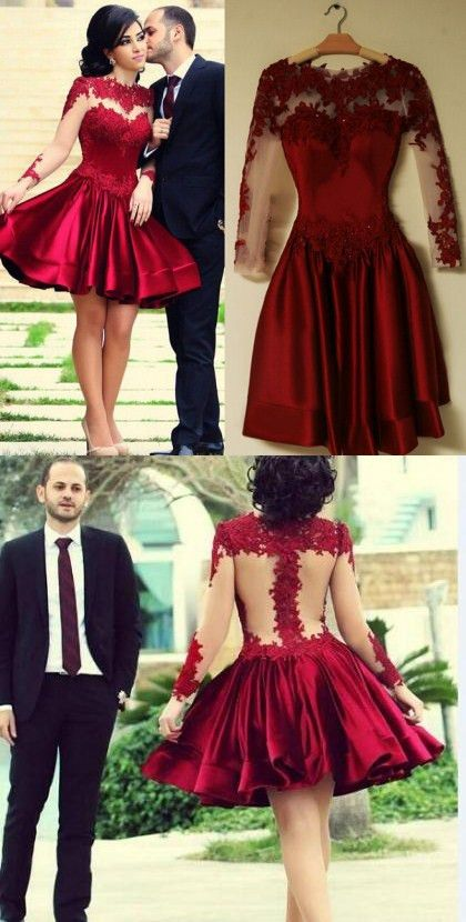Charming Homecoming Dresses Homecoming Dressescute Homecoming